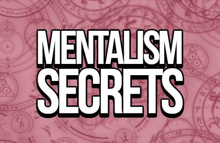 mentalism-secrets