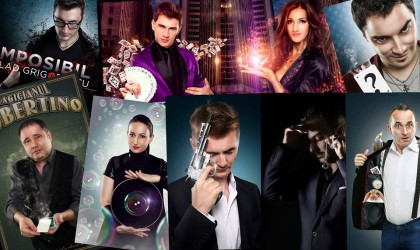 magicieni romani